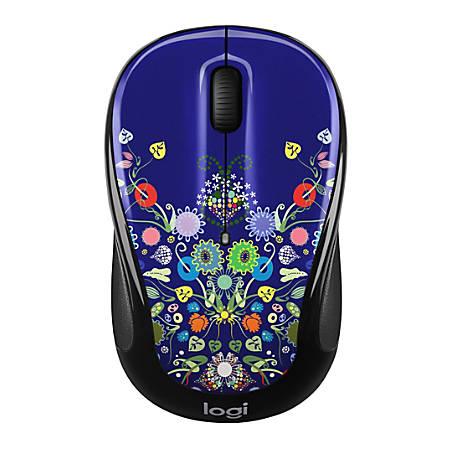 Logitech® M325c Wireless Mouse, Nature Jewelry, 910-005343