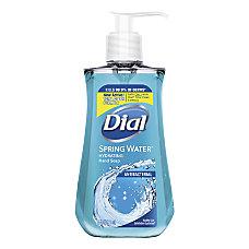 Dial Spring Water Antibacterial Liquid Hand