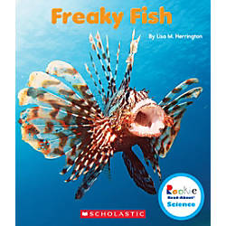 Scholastic Rookie Read About Science Strange