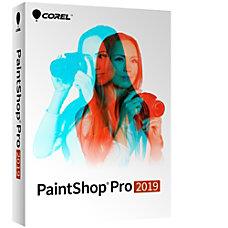 Corel PaintShop Pro 2019 Download Version