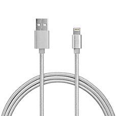 BPM Metallic Lightning Cable 6 Silver