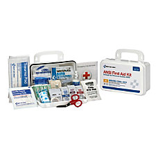 First Aid Only 10 Person Bulk
