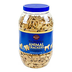Wellsley Farms Natural Animal Crackers 45
