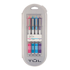 TUL GL Series Retractable Gel Pens