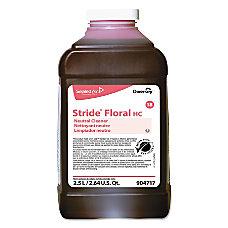 Diversey Stride Neutral Cleaner Floral Scent