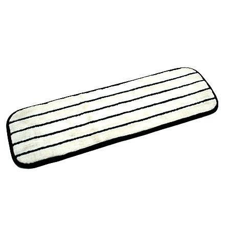 "3M™ Easy Scrub Flat Mop Scrubbing Stripes, 18"", Pack Of 10"