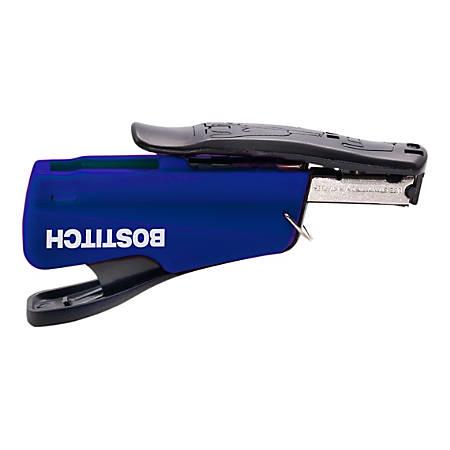 Bostitch Nano® Mini Stapler, Translucent Blue