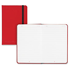 Black n Red Hard Cover Business