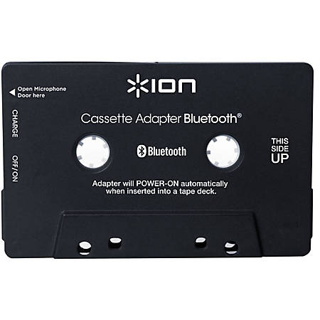 Ion Audio Cassette Adapter Bluetooth - Yes