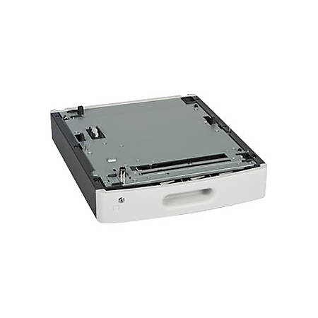 Lexmark - Media tray - 250 sheets in 1 tray(s) - for Lexmark MS710, MS711, MS811, MS812, MS817, MS818, MX711, MX717, MX718, XM5163, XM5170