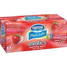 Nestl Waters Pure Life Exotics Sparkling
