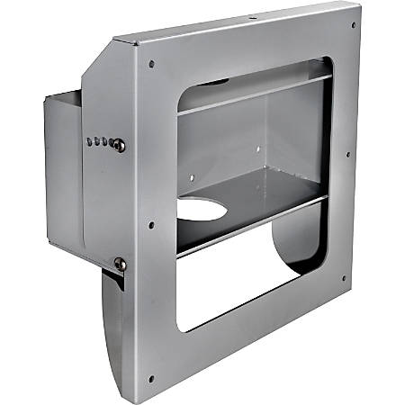 """Peerless-AV FPEWM Wall Mount for Flat Panel Display - Gray - 40"""" to 55"""" Screen Support - 400 lb Load Capacity"""