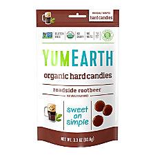 Yummy Earth Organic Roadside Root Beer