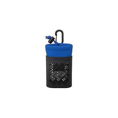Olympus Tough CSCH-121 Carrying Case Camera - Blue - Bump Resistant Interior, Drop Resistant Interior, Scratch Resistant Interior - Neoprene, Silicone Rubber - Belt Loop, Carabiner Clip