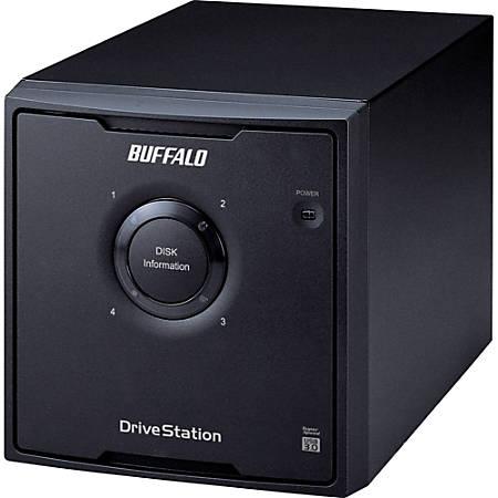 Buffalo™ DriveStation Quad 24TB Internal Hard Drive For Desktops, SATA