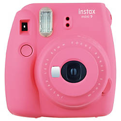 Fujifilm instax mini 9 Camera Flamingo
