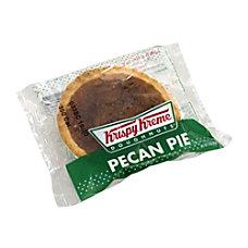 Krispy Kreme Pecan Pies 3 Oz