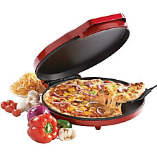 Betty Crocker Pizza Maker 1 Pizzas