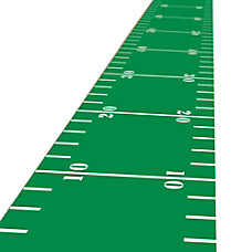 Amscan Fabric Football Entryway Floor Runners