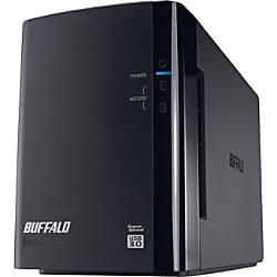 BUFFALO DriveStation Duo USB 30 2