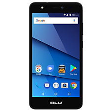 BLU Studio J8 Cell Phone Black