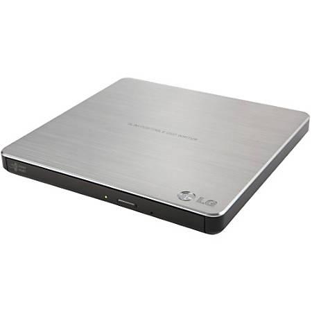 LG GP60NS50 External DVD-Writer, Silver