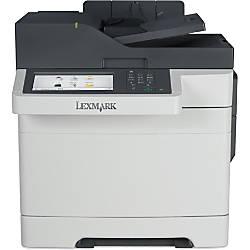 Lexmark CX517de Color Laser All In