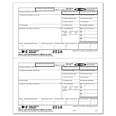 ComplyRight W 2 InkjetLaser Tax Forms