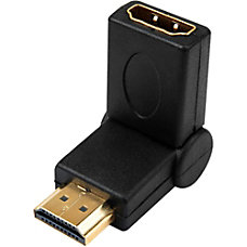 4XEM 90 Degree Swivel HDMI A
