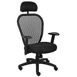 Boss Office Products Professional Mesh Task
