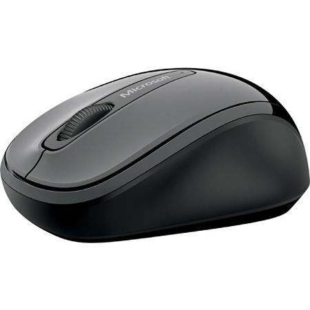 Microsoft 3500 Wireless Mouse, Lochness Gray Item # 630583