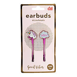 DCI Earbuds Unicorn Dreams 59309