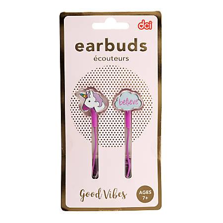 DCI Earbuds, Unicorn Dreams, 59309