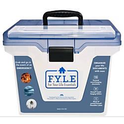 Advantus Life Essentials ABA Fyle Box