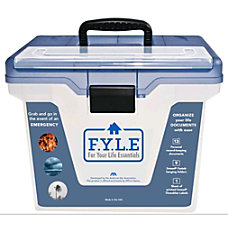 Advantus Life Essentials ABA Fyle Box