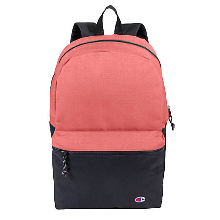 """Champion Forever Champ Ascend Backpack With 18"""" Laptop Sleeve, Pink"""