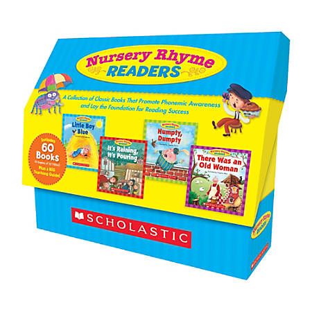 Scholastic Nursery Rhyme Readers