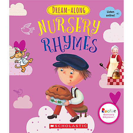Scholastic Library Publishing Rookie Nursery Rhymes, Dream-Along Nursery Rhymes