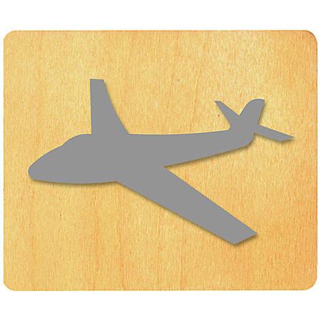 Ellison® Prestige® SureCut™ Die, Community & Transportation, Large, Airplane #1