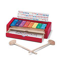 Melissa Doug Learn To Play Xylophone