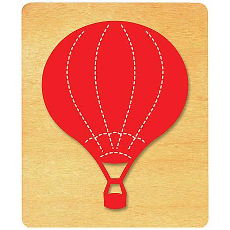 Ellison® Prestige® SureCut™ Die, Community & Transportation, Large, Hot Air Balloon