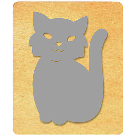 Ellison® Prestige® SureCut™ Die, Large, Basic Beginnings Cat