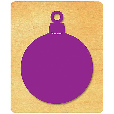 Ellison® Prestige® SureCut™ Die, Holidays & Celebrations, Large, Basic Beginnings Christmas Ornament