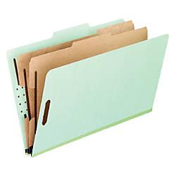 Pendaflex Pressboard Classification Folders 8 12
