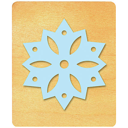 Ellison® Prestige® SureCut™ Die, Science & Weather, Large, Basic Beginnings Snowflake
