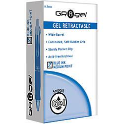 Zebra GR8 Gel Ink Retractable Rollerball
