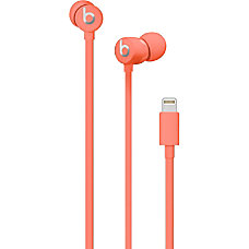 Apple urBeats3 Earphones with Lightning Connector