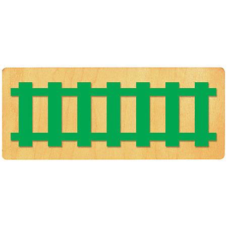 Ellison® Prestige® SureCut™ Large Die, Railroad Track #1 Border