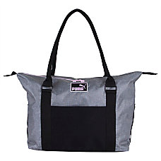 PUMA Jane Tote Bag BlackGray