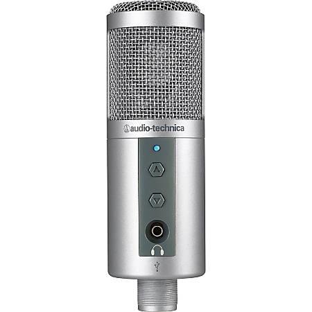 Audio-Technica Cardioid Condenser Microphone